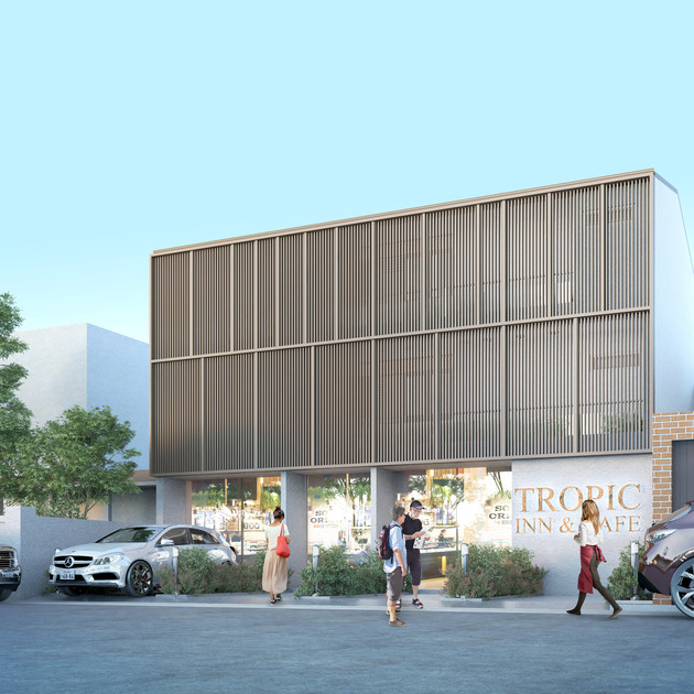 Proposal for boutique hotel in Sri Lanka