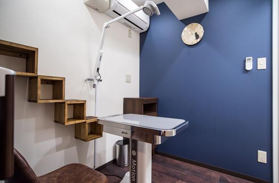 診察室 Blue