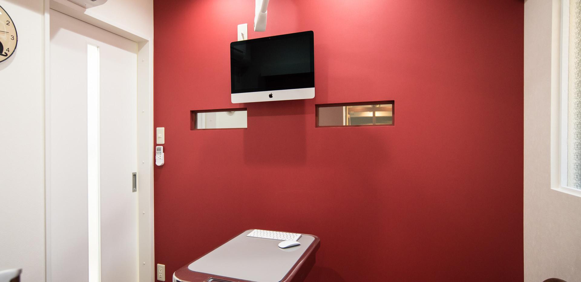 診察室 Red