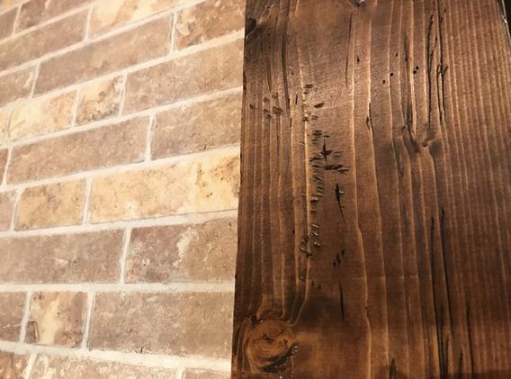 14 古木風見切り材取付