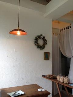 BW 壁漆喰塗り