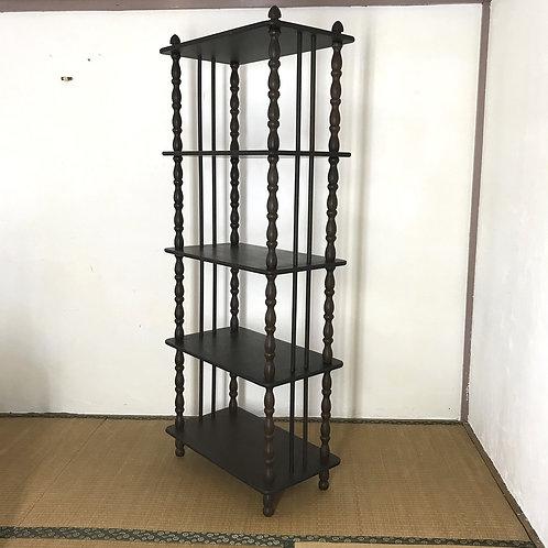 昭和レトロ飾り棚