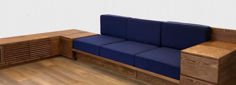 02 オリジナル家具造作