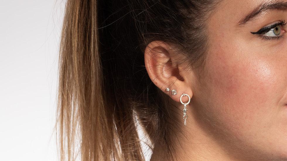 Albert Swivel Earrings