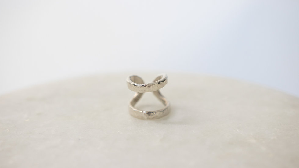 Curved Midi Ring