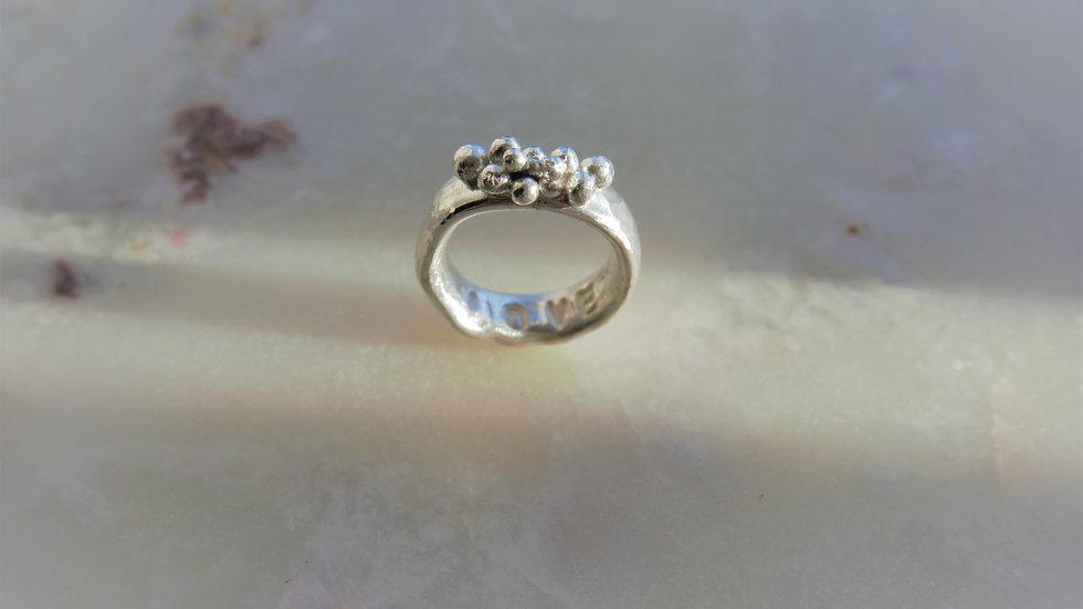 Love Bubble Ring