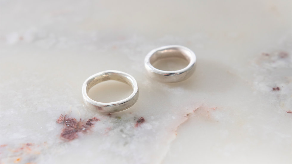 Chunky Unisex Rings