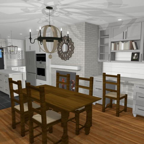 Concept Kitchen/Dining