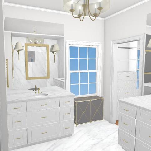 Concept Master Bath