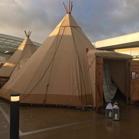 Business Benefits of A Tepee
