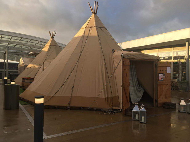 Business Tepee