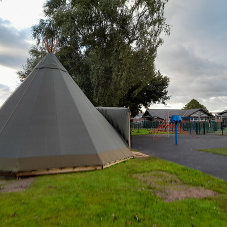 Tepees for Schools