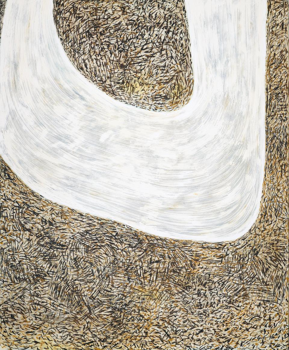 Like Opium, oil on canvas, 220 x 180 cm,