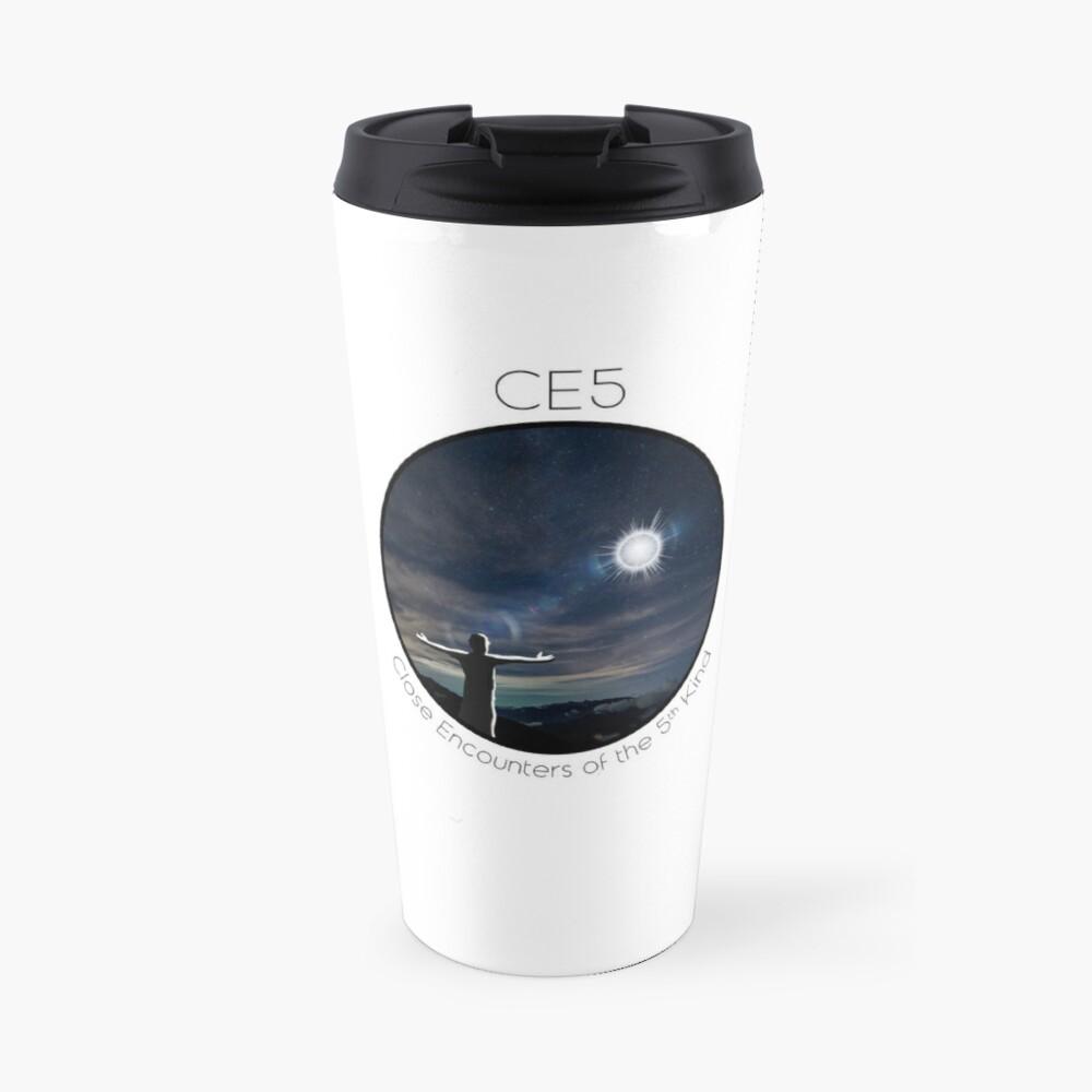 CE5 Circle Travel Mug