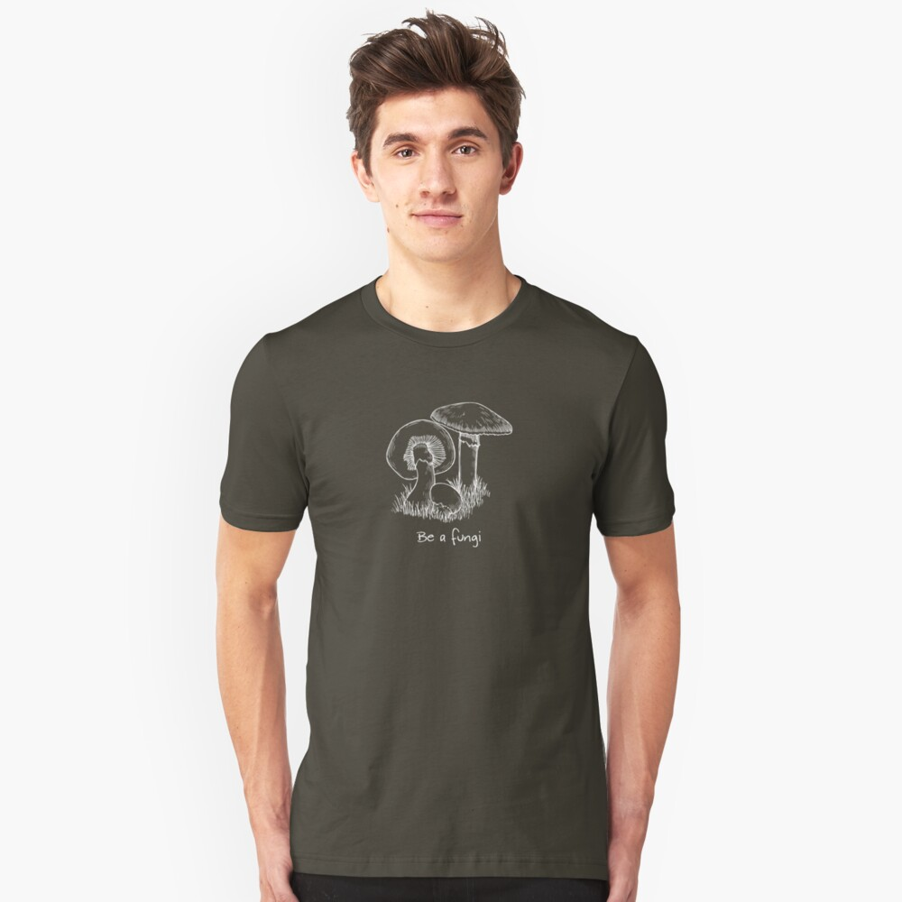 Fungi Fitted Tee