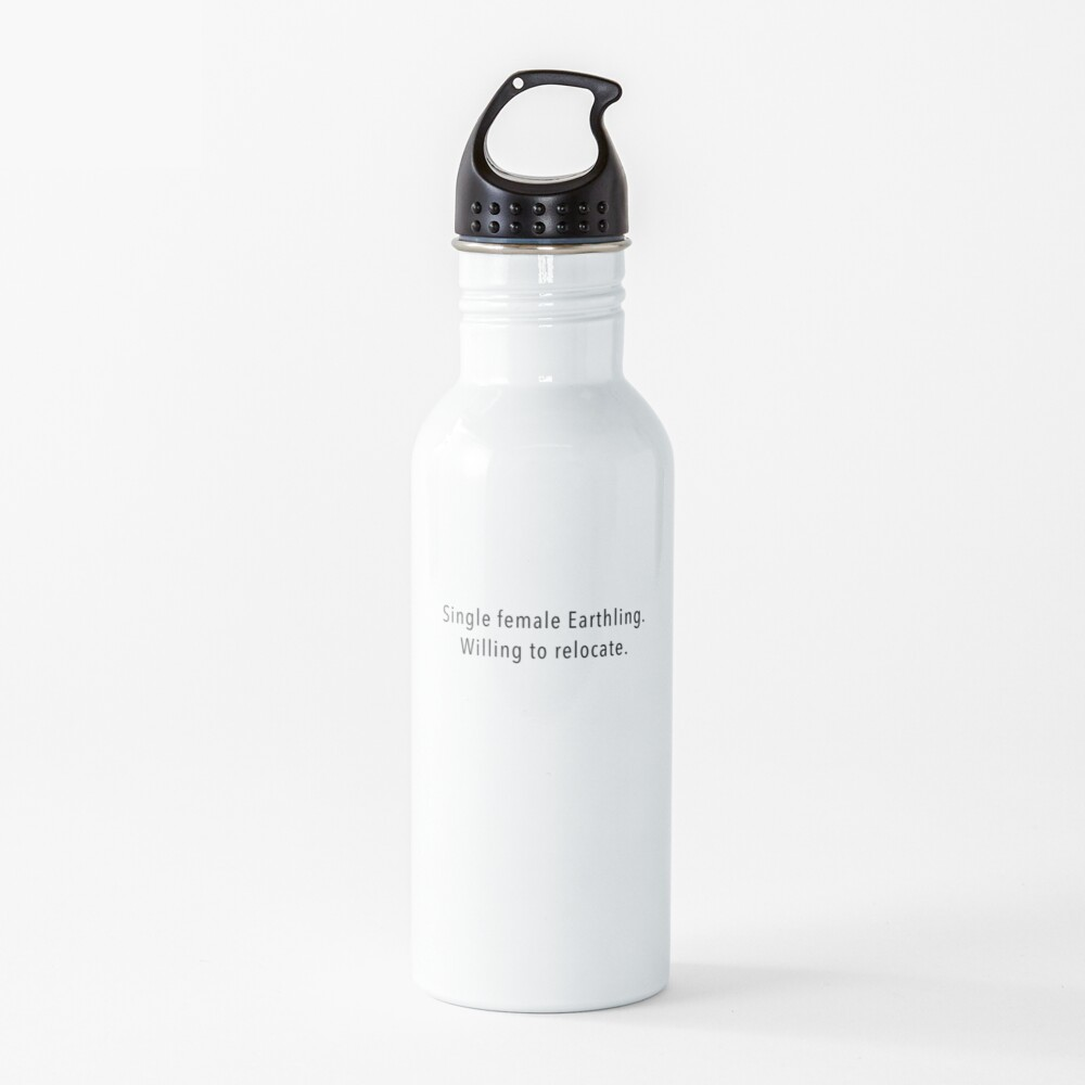 Single Female Water Bottle