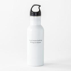 Single Female Water Bottle