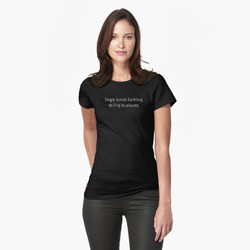 Single Female Fitted Shirt