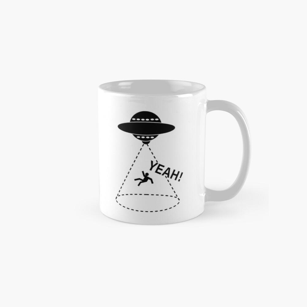 YEAH Spaceship Mug