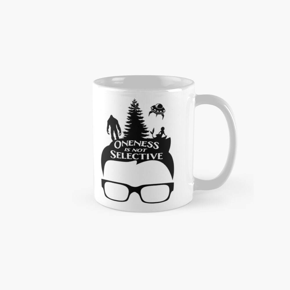 Glasses Oneness Mug