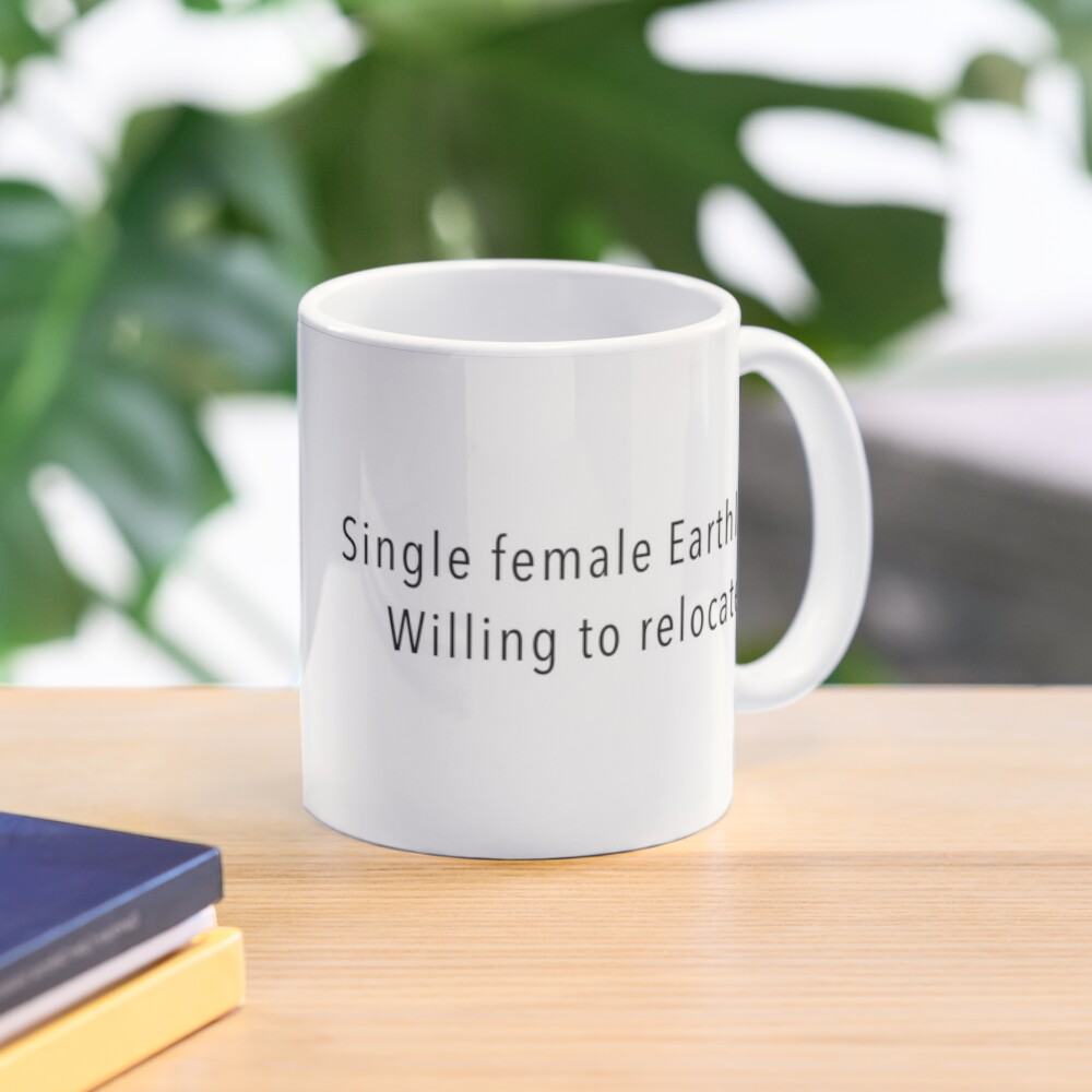 Single Female Mug