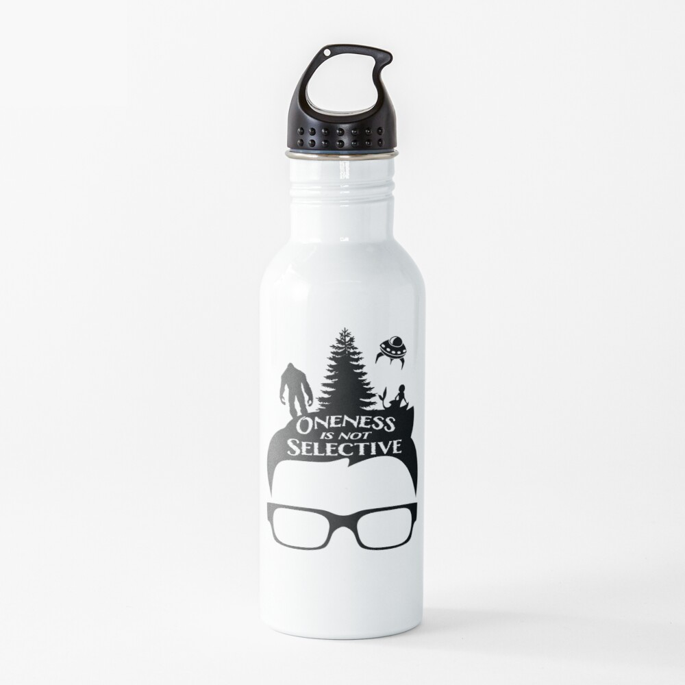 Glasses Oneness Water Bottle