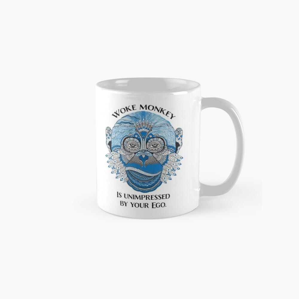 Woke Monkey Mug