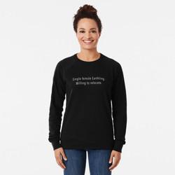 Single Female Sweatshirt