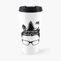 Glasses Oneness Travel Mug
