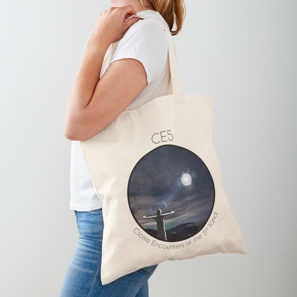 CE5 Circle Tote Bag