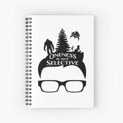 Glasses Oneness Notebook