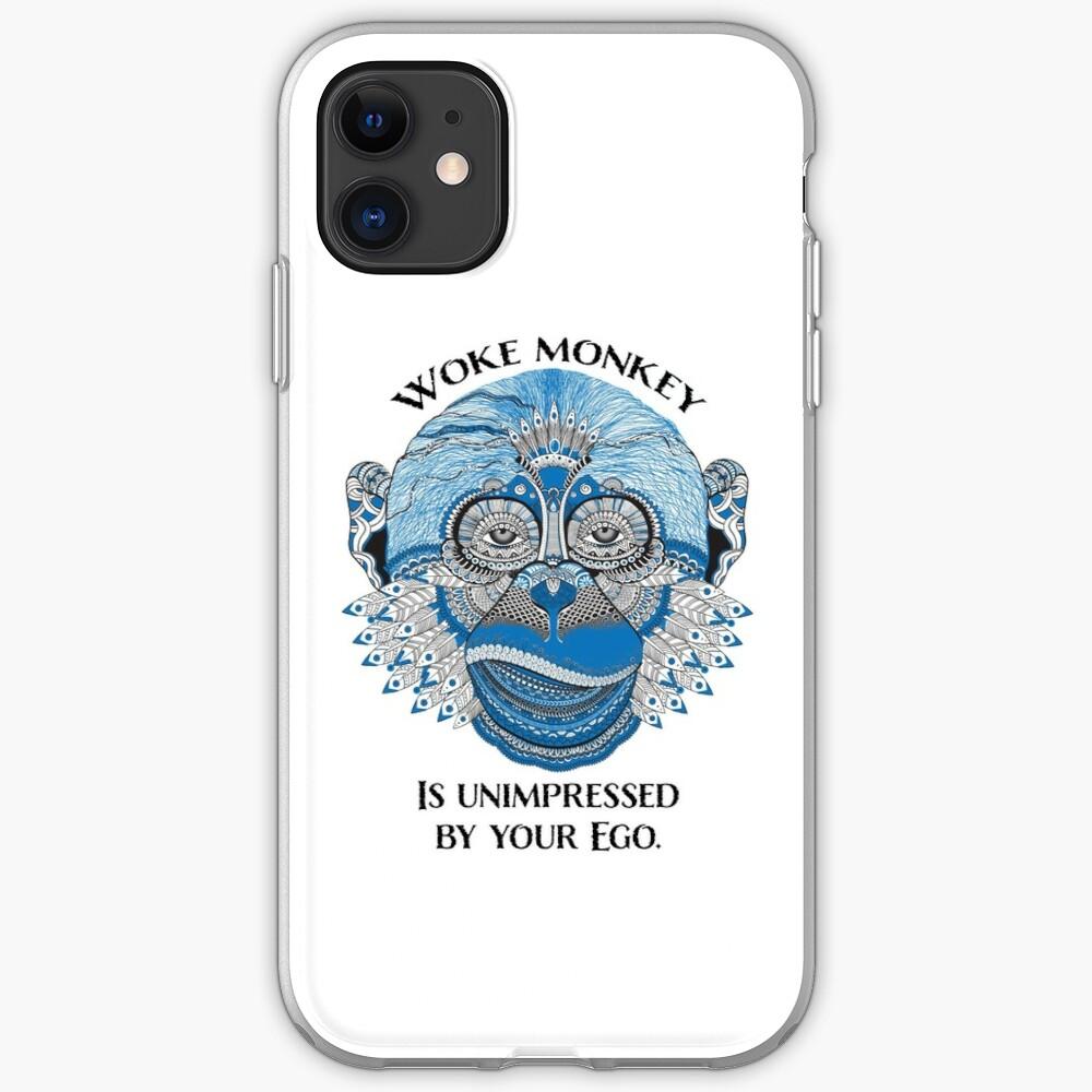 Woke Monkey iPhone