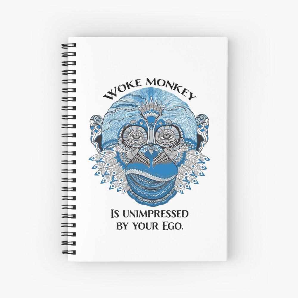 Woke Monkey Notebook