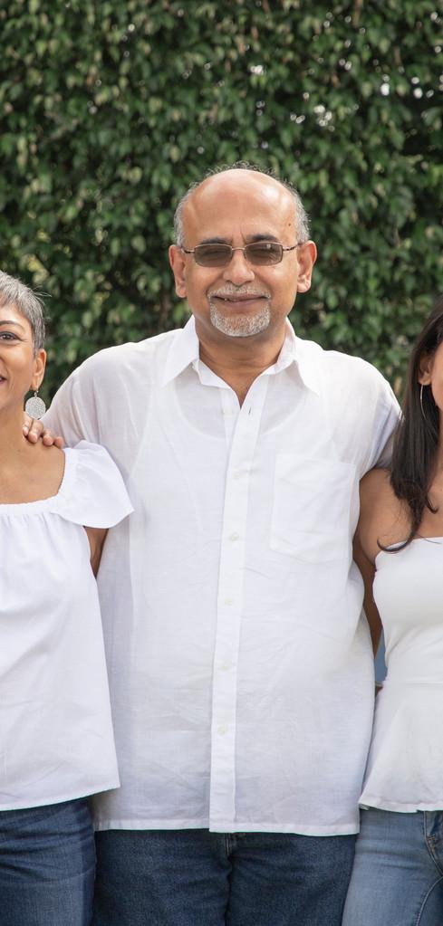 Bhvana Patel Family Portrait Session
