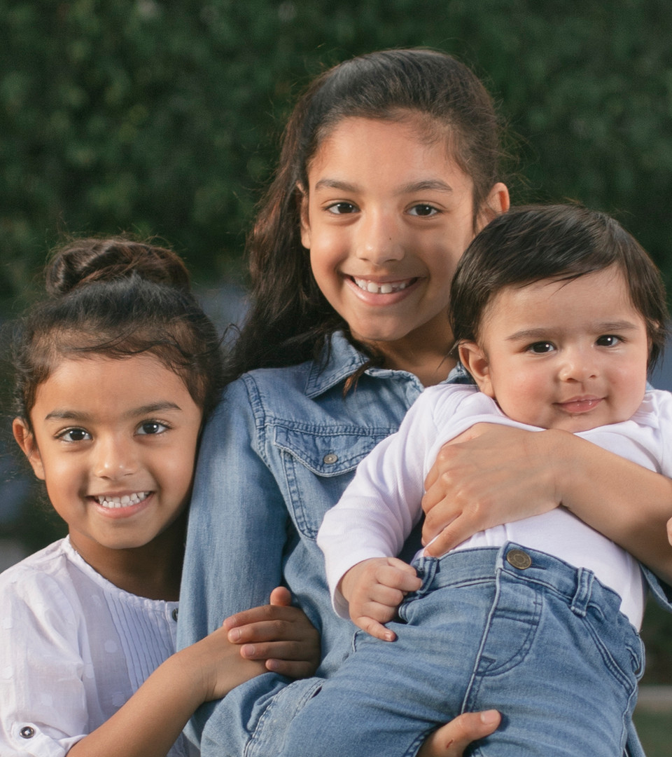 Bhvana Patel Family Portrait Session