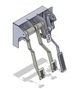 Automotive Pedal Box Assembly