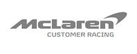 Mclaren Customer Racing logo
