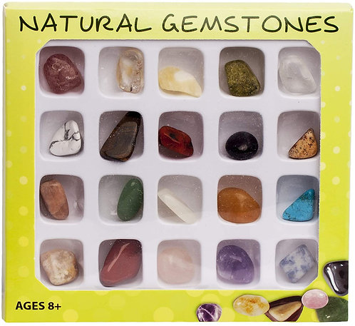 Natural Gemstones Collection