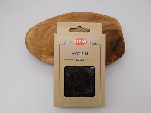 Myrrh Resin (30 grams)