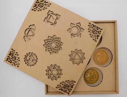 Chakra Grid Kit