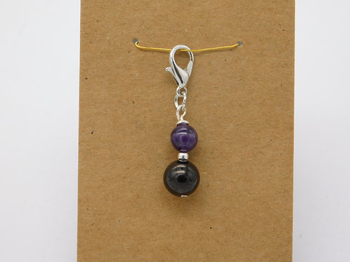 Pets & Parents Amethyst & Shungite Set