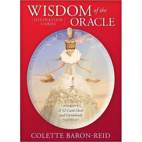 Wisdom of the Oracle (Oracle Deck)