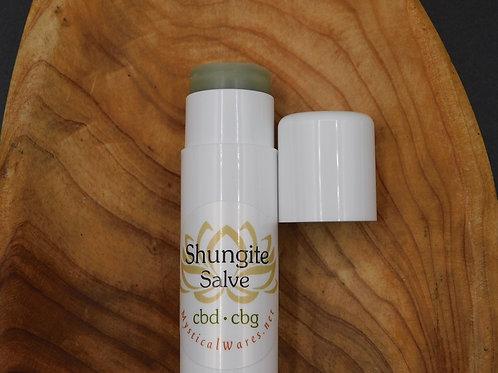 Shungite CBD/CBG Salve