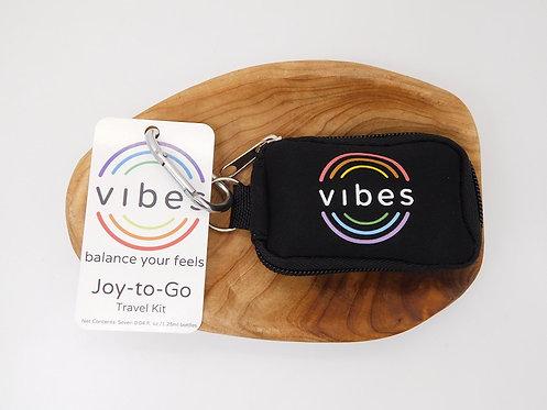 Vibes Chakra Oils Travel Kit