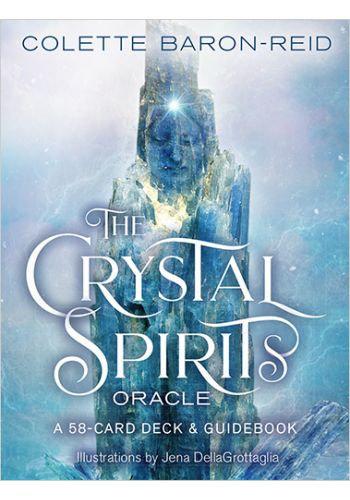 The Crystal Spirits Oracle (Oracle Deck)