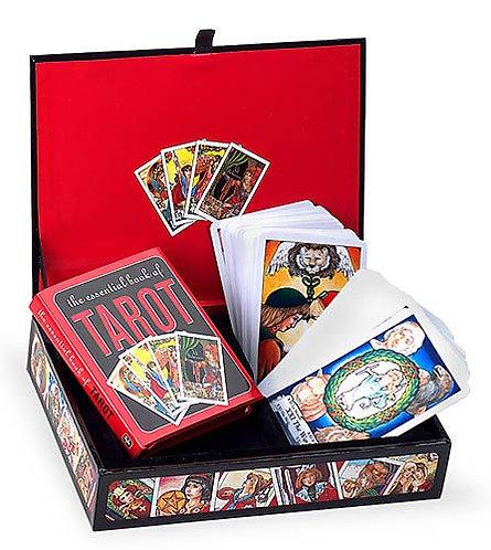 The Essential Tarot Book & Card Set (Tarot Deck)