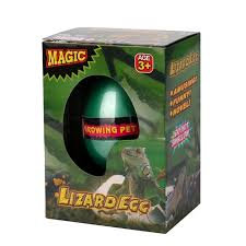 Magic Lizard Egg