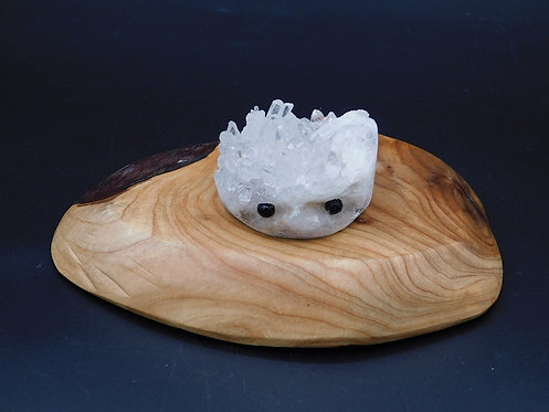 Crystal Cluster Hedgehog