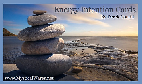 Energy Intention Cards (31 Card Deck)