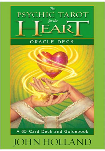 The Psychic Tarot for the Heart (Oracle Deck)